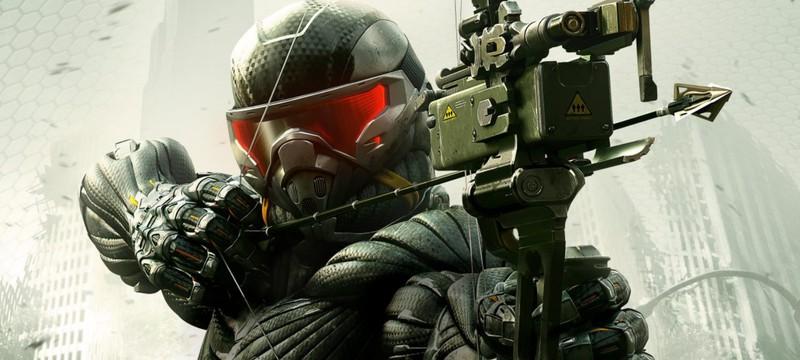 Crytek сравнила графику Crysis Remastered Trilogy на Xbox Series X с версиями для Xbox 360
