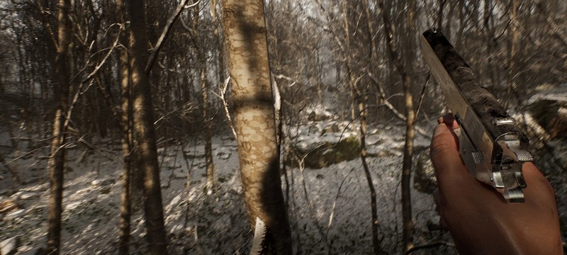 Хасан Кахраман: Abandoned это не хоррор