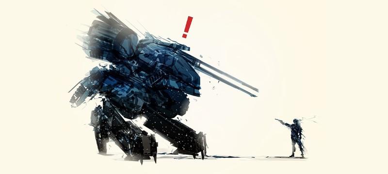 Как выглядит трейлер Metal Gear Solid 2 в 4K
