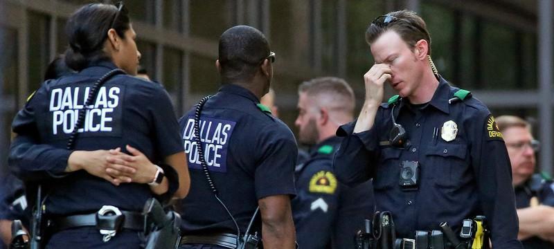 Полиция Далласа потеряла 8 терабайт данных о преступлениях и никому об этом не сказала