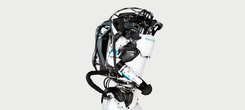 Роботы Atlas обучились азам паркура