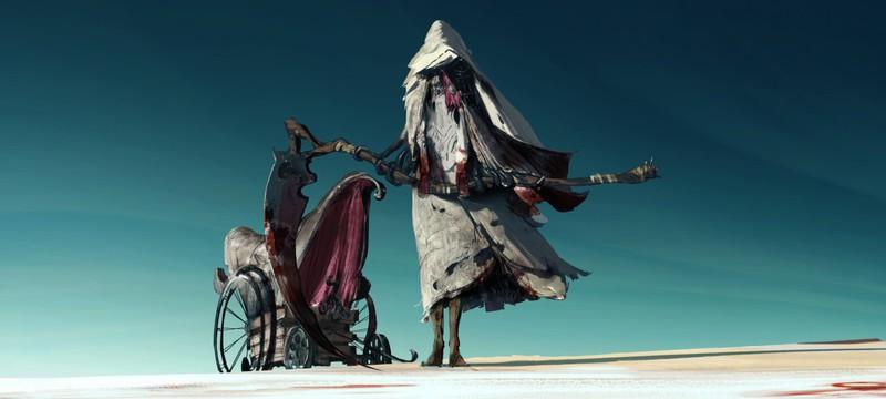 Фанатский артбук по Souls-играм собрал 800 тысяч долларов на Kickstarter