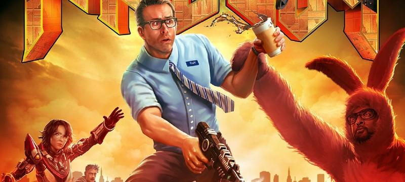 """Создатели """"Главного героя"""" опубликовали постеры фильма в стиле известных игр"""