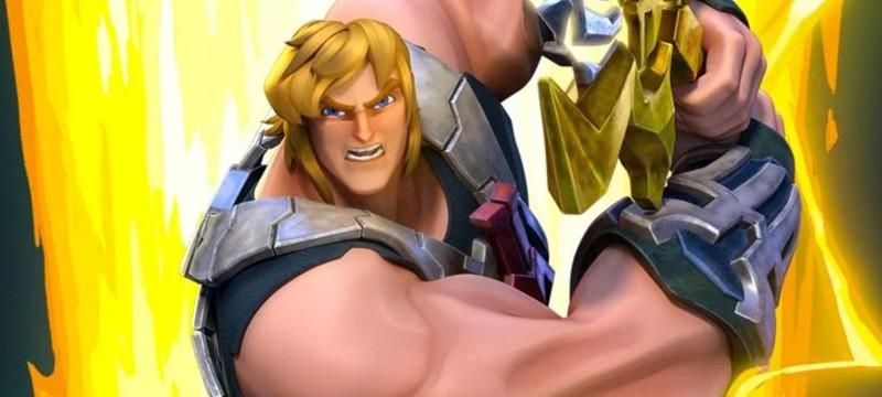Дебютный трейлер мультсериала He-Man and the Masters of the Universe
