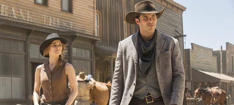 """В четвертом сезоне """"Мира дикого запада"""" будет несколько новых миров"""