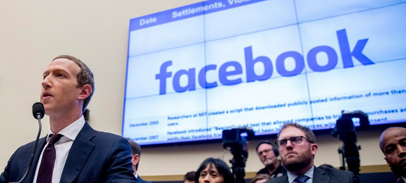 Федеральная торговая комиссия США еще раз подала в суд на Facebook