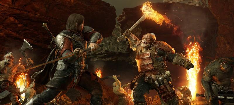 """В Steam стартовала распродажа игр по вселенной """"Властелин колец"""""""