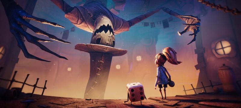 EA рассказала о шести мирах Lost in Random