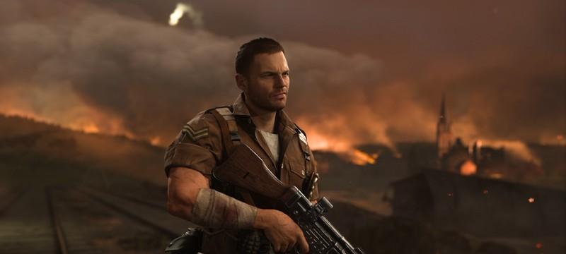 Альфа-тест Call of Duty: Vanguard пройдет эксклюзивно на PlayStation 27-29 августа, открытая бета в сентябре