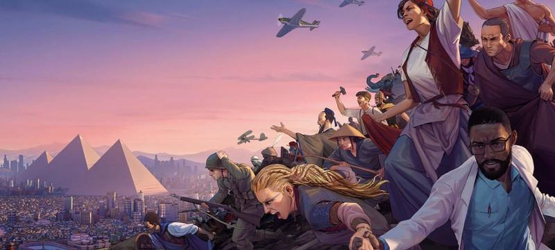 Steam-chart: Стратегия Humankind заняла первое место