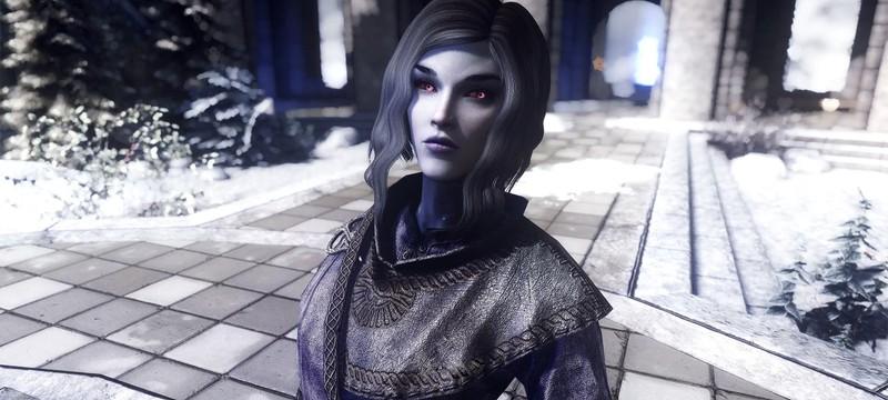 Новый мод для Skyrim улучшает внешность всех NPC в игре