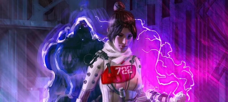 Моддеры добавили в Apex Legends возможность бегать по стенам