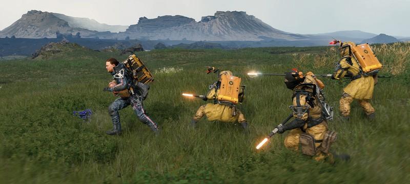 На церемонии открытия gamescom покажут новый геймплей Death Stranding: Director's Cut