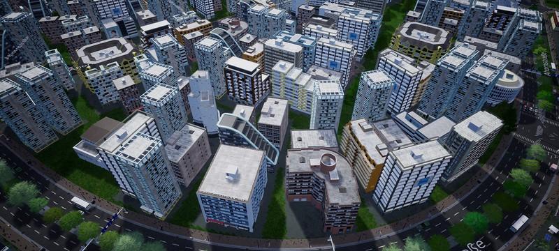 Градостроительный симулятор Highrise City получил временную демоверсию в Steam