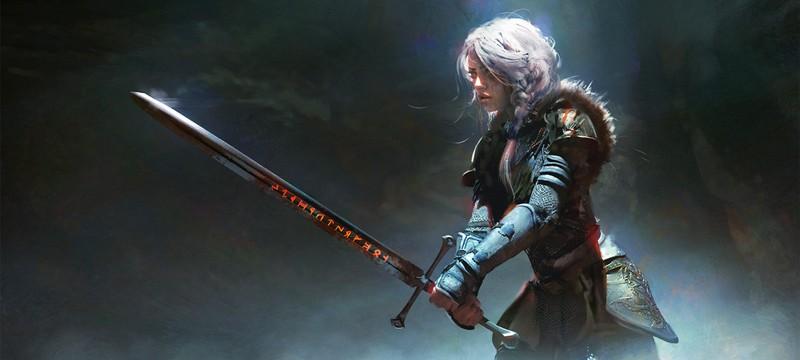 """В Steam началась распродажа игр серии """"Ведьмак"""""""