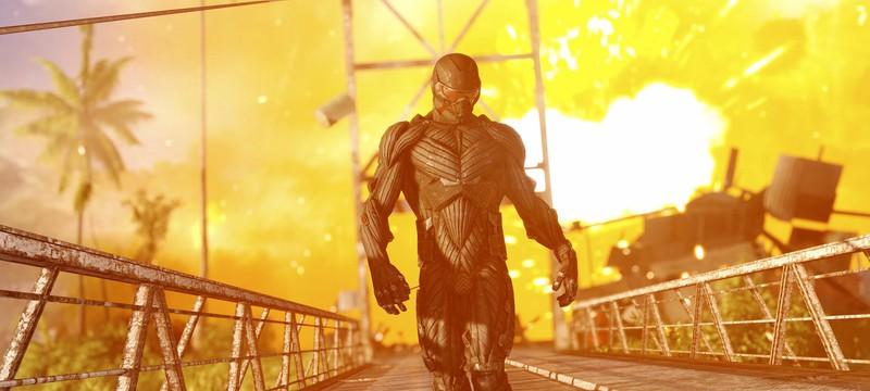 Crysis Remastered в Steam обойдется без Denuvo