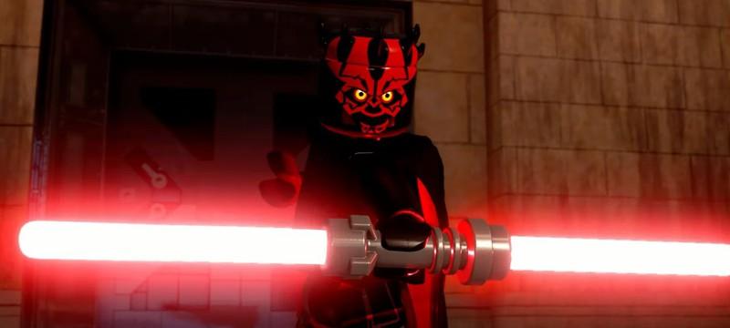 LEGO Star Wars: The Skywalker Saga выйдет весной 2022 года — показали огромную карту вселенной и трейлер