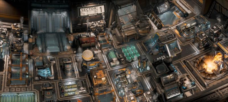 Уничтожение Луны и спасение человечества на космической станции в трейлере стратегии Ixion