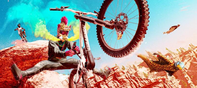 Первым новым спортом Riders Republic станет BMX