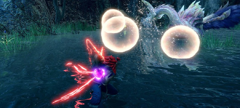 Завтра в Monster Hunter Rise появится Акума из Street Fighter