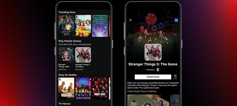 В Польше началось тестирование игр от Netflix