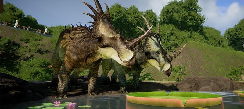 Впечатляющий трейлер Prehistoric Kingdom — у Парка Юрского периода серьезный конкурент