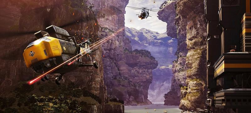 Вертолетный симулятор Comanche покинул ранний доступ
