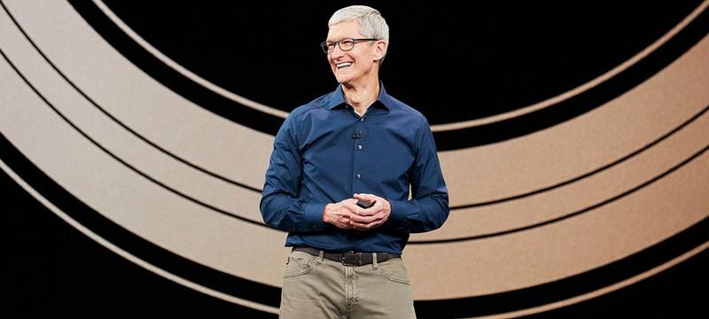 СМИ: Тим Кук запустит новую категорию продукции перед уходом из Apple в 2025-2028 годах