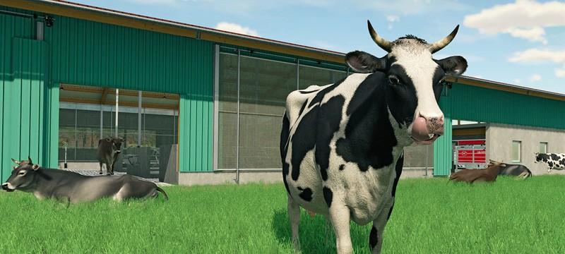 Почти 40 минут свежего геймплея Farming Simulator 22