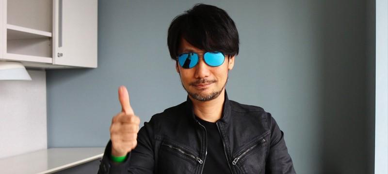 Хидео Кодзима рассказал о пользе фоторежима в играх