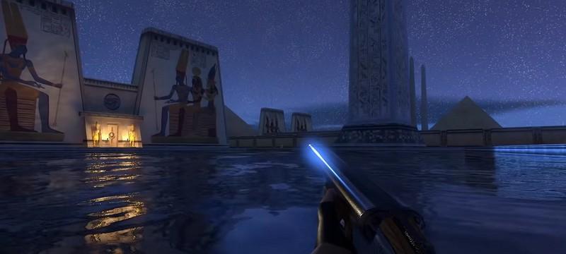 Моддер добавил поддержку рейтрейсинга в Serious Sam: The First Encounter