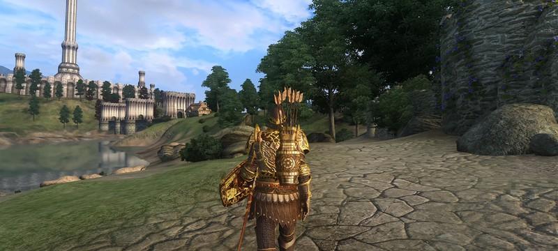 Oblivion с двумя сотнями модов и в разрешении 4K выглядит лучше ванильного Skyrim