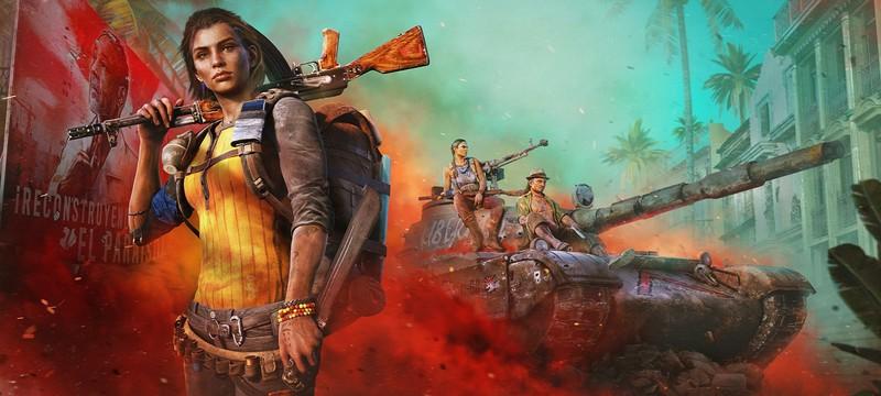 Час геймплея Far Cry 6 на Xbox Series X