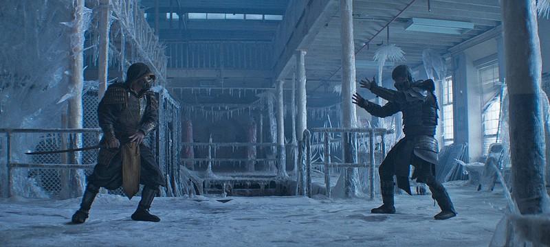 """Вот так выглядит финальная битва из """"Мортал Комбата"""" без спецэффектов"""