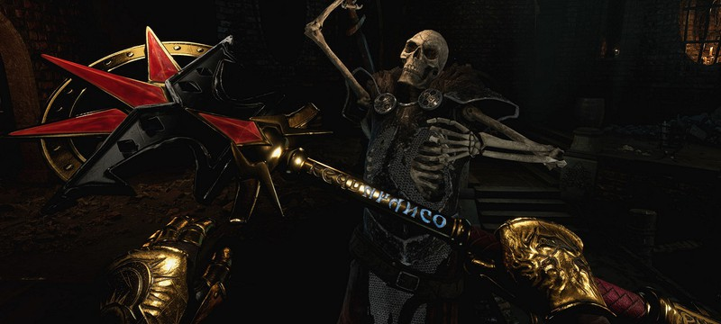 VR-экшен Warhammer Age of Sigmar: Tempestfall выйдет в конце года