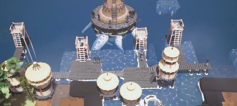 Четыре минуты геймплея градостроительного рогалика Kainga с комментариями разработчика