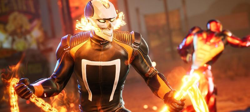 Первый геймплей Marvel's Midnight Suns