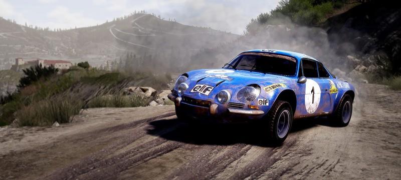 WRC 10 вышла на PC и консолях