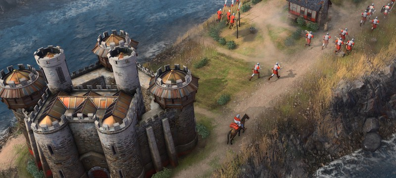 GTX 970 и 16 ГБ RAM — системные требования Age of Empires IV