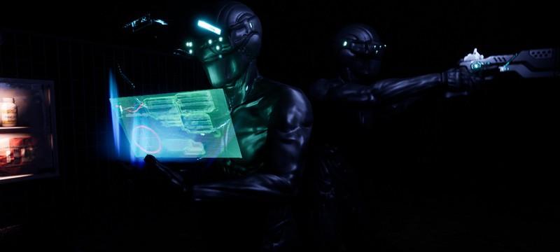 Кооперативный стелс в первом трейлере Spectre