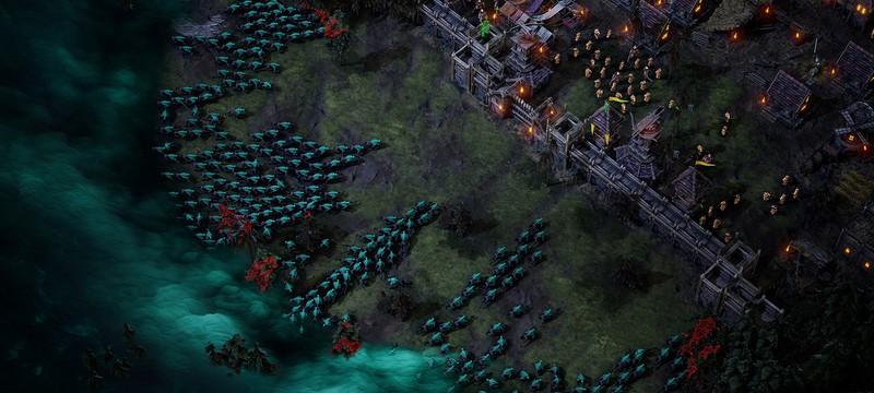 Сражения с ордами монстров в трейлере сурвайвал-стратегии Age Of Darkness: Final Stand