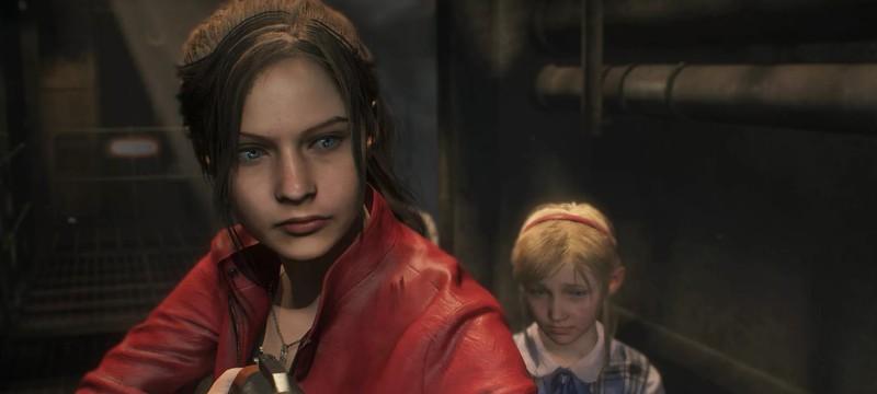 Моддер разрабатывает VR для ремейков Resident Evil