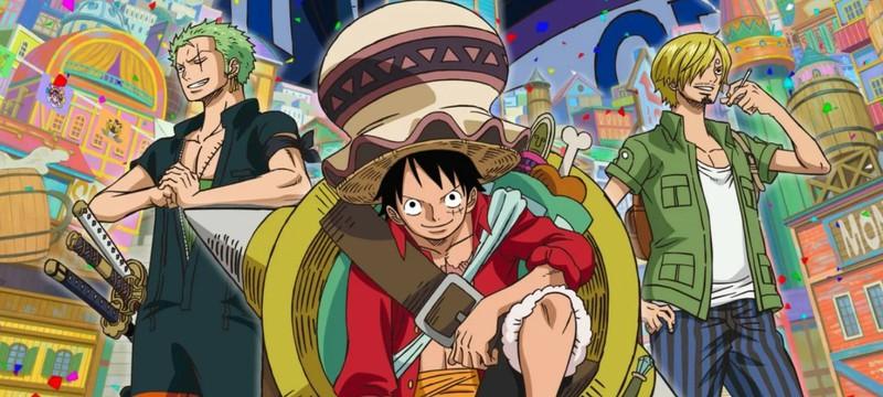 Создатели сериала One Piece закончили работу над сценарием для первого эпизода