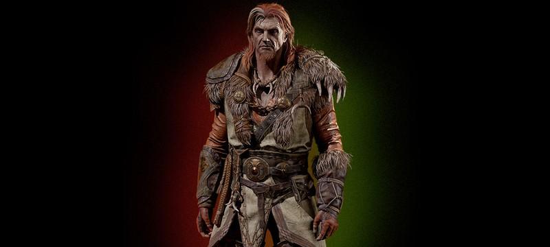 Перевоплощающийся Друид в трейлере Diablo 2 Ressurected