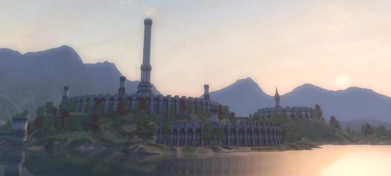 Так может выглядеть ремейк The Elder Scrolls IV: Oblivion на Unreal Engine 5