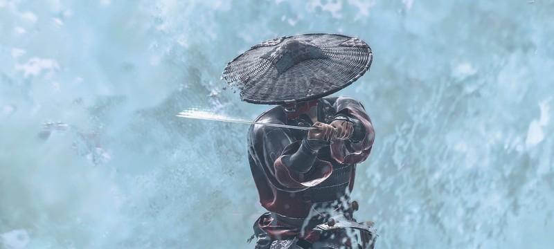 Исполнитель роли Дзина из Ghost of Tsushima повторил движения своего персонажа