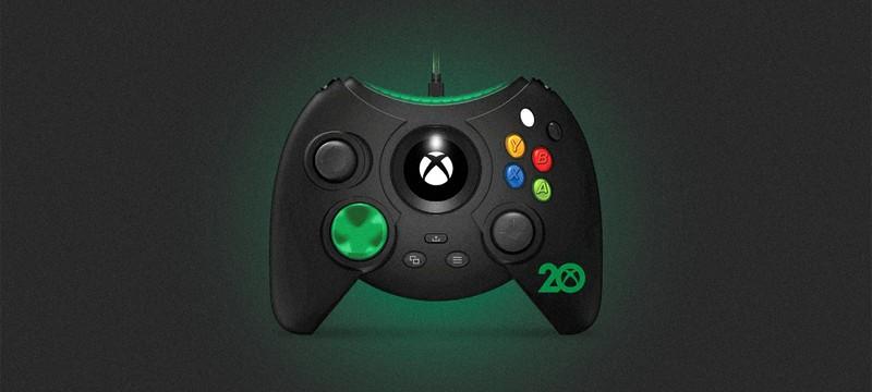 Обновленный оригинальный контроллер Xbox появится к 20-ой годовщине консоли