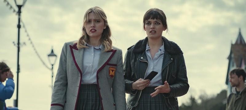 Новый трейлер третьего сезона Sex Education