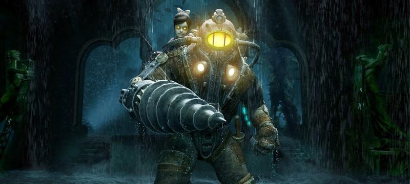 В Steam стартовала распродажа игр серии BioShock