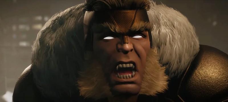 Росомаха против Саблезубого в новом геймплее Marvel's Midnight Suns